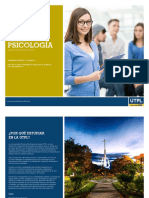 Brochure Psicologia Mad-utpl 0