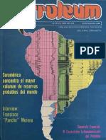 Revista Petroleum Año 4 No. 24 Julio Agosto 1988 - Edgard Romero Nava