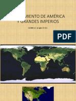 1. Poblamiento de América y Grandes Imperios