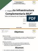 Tarea N°1-Grupo N°6(Proyecto Infraestructura Complementaria MLP)