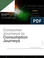 Consumption Journey