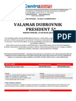Val Amar President 2017