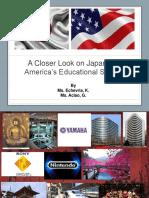 Japan Educational System