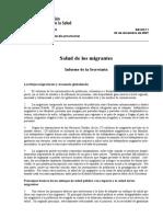 Salud de los migrantes. OMS.pdf