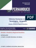 Divisão e Dinâmica Regional Brasileira.pptx