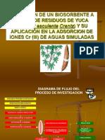 Plan de Tesis Yuca