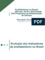 Analfabetismo no Brasil.ppt