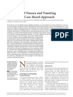 Evaluation of Nausea and Vomiting.pdf