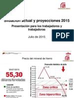 PRESENTACION PARA SUPERVISORES DE FERROMINERA ORINOCO