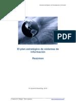 Planificacion Estrategica Sistemas Resumen