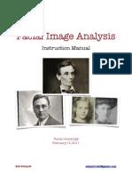 Facial Image Analysis Instruction Manual