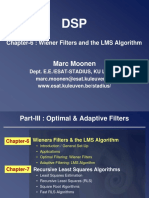chapter6-Wiener Filters and the LMS Algorithm-pp32.pptx