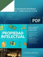 Contrato de Propiedad Intelectual Final