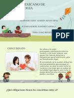 INSTITUTO MEXICANO DE PSICONCOOLOGIA concubinato.pptx
