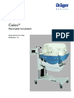 Dräger Caleo Incubator - User manual (en).pdf