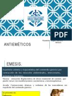 antiemeticoS- UCV