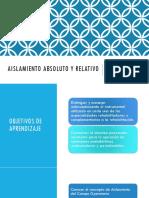 AISLAMIENTO ABSOLUTO Y RELATIVO.pdf