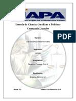 TAREA 6- DERECHO PROCESAL CIVIL II.docx