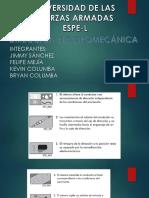 Dirección electromecánica
