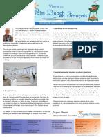 Palm Beach en Français- Vol 15 No 2