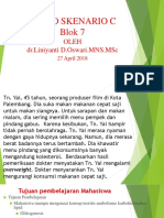 Pleno Skenario c Blok 7 2018