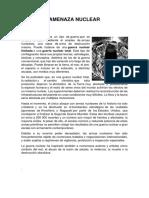 AMENAZA NUCLEAR.docx