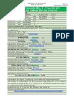 Ejercicio Propuesto Nro 1_Ecuacion Del Balance de Materia (Forma General)