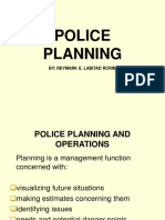 Brief of Lea - Polc Planning