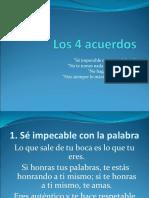 Los 4 acuerdos.ppt