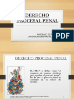1. Derecho Procesal Penal