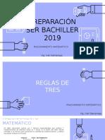 Matematica Ser Bachiller 2019