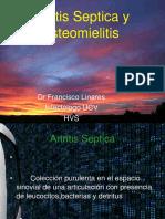 Artritis Septica y Osteomielitis