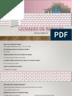 Ciudades de Refugio - Ruben