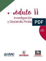 Módulo II Curso Investigación y Desarrollo Profesional FINAL.pdf