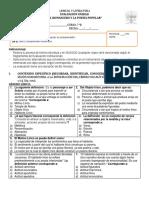 [UNIDAD 5] EVALUACIÓN UNIDAD ROMENCERO Y POESIA POPULAR.docx