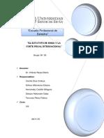 grupo 5-EL Estatuto de Roma y la Corte Penal Internacional.docx