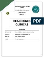 PRE INFORME REACCIONES QUIMICAS QMC104.docx