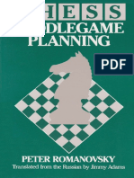 01. Chess Middlegame Planning - Peter Romanovsky 1999.pdf