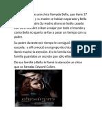 LIBROS CREUSCULO Y EL DIARIO DE QANA FRANK}.docx