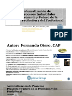Automatización de Procesos Industriales - Ica 2017 - Presentación FOTERO.pdf