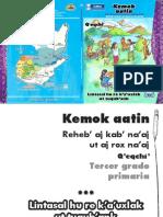 Kemon ch'abäl Q'eqchi' CDT 3º.pdf