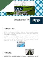 Autodesk Civil 3d Clase 1