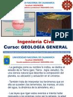 Cap I Geologia General UNC