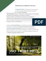 4.2 Las Partes Interesadas en La Norma Iso 14001 b