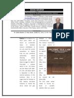 21001_pub-Income_Tax_BOOK_REVIEW.doc