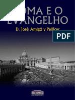 D. José Amigó y Pellícer - Roma e o Evangelho.pdf