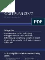 1. GIGI TIRUAN CEKAT.pptx