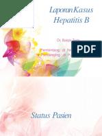 Hepatits B