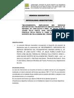 1-  MEMORIA DESCRIPTIVA -  ARQUITECTURA.docx