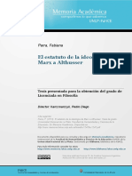 El estatuto de ideologia del Marx a Althusser.pdf